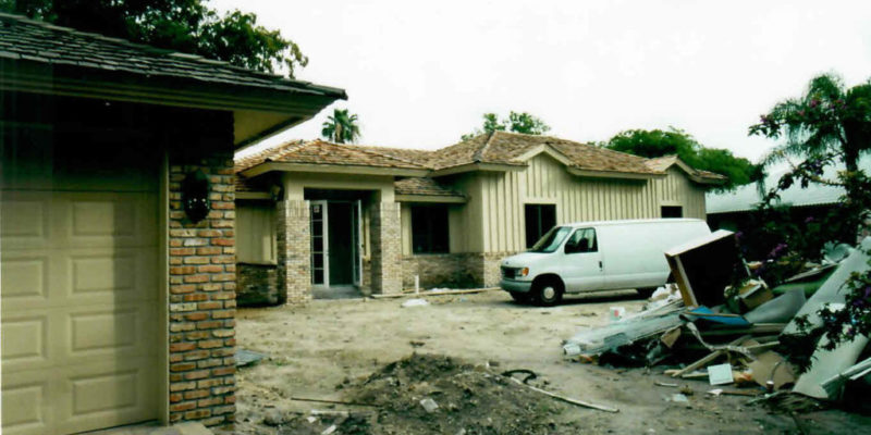 One story 2000 s.f. Playroom addition and interior remodel for A