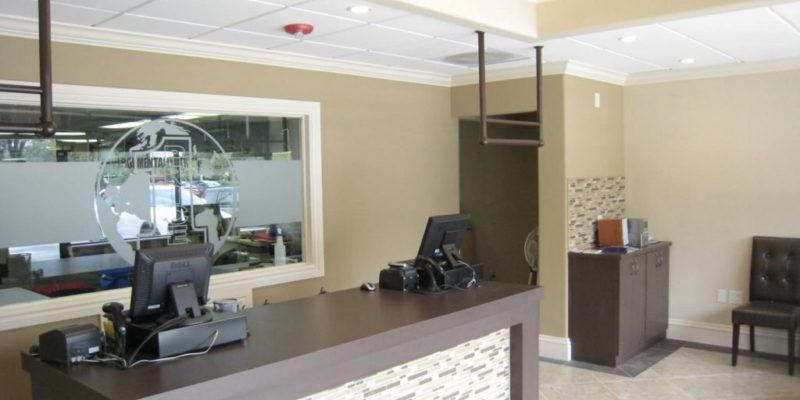 Drycleaner remodeling . Century plaza . coral springs fl. 2012