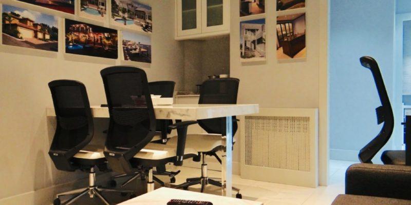pars office in tehran , iran