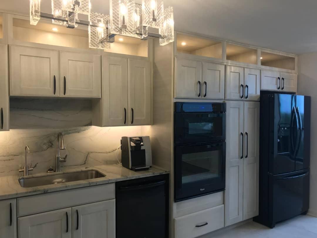 Kitchen remodel Boca Raton FL. March 2019