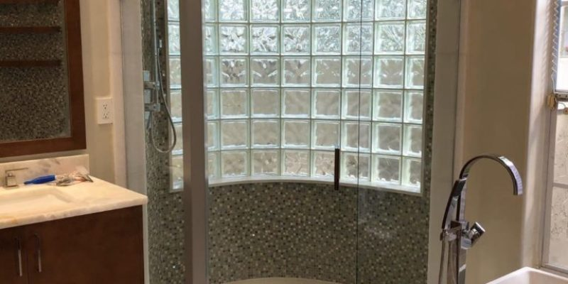 Bathroom remodeling .before and after pictures .  Remodel a master bathroom in a home that was designed and built in 1990 in coral springs Florida