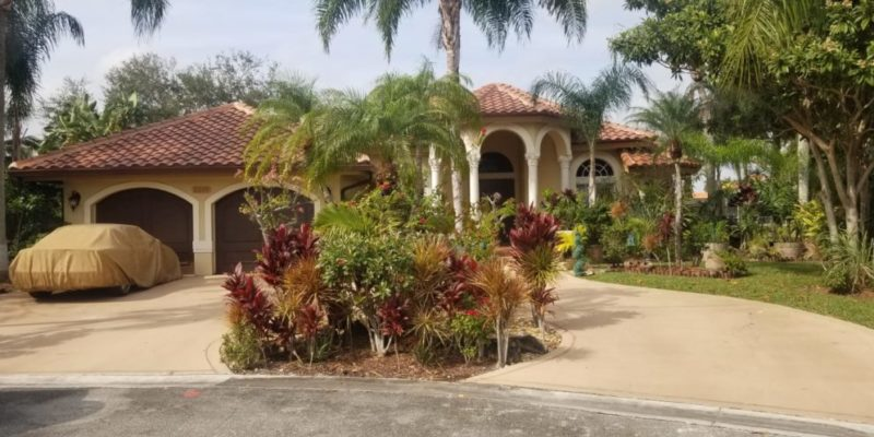 """Progress photos of 600 s.f. bedroom and bath addition to a residence that PARS built 30 years ago in coral springs Florida """"carriage poing comunity"""" wikes road east of university drive."""