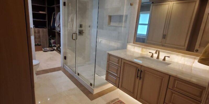 Master bath and walk-in closet addition 2020S.F. Lake worth Flordia 2020